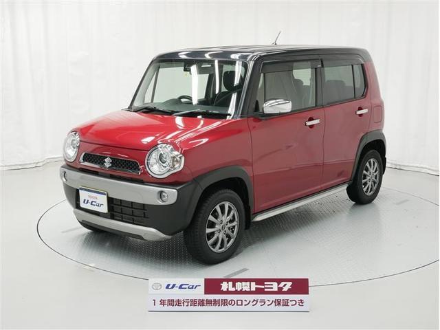 スズキ HV X 4WD メモリーナビ ワンセグTV