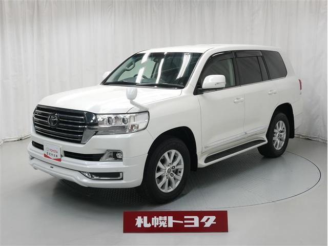 ランドクルーザー(トヨタ) AX Gセレクション 中古車画像