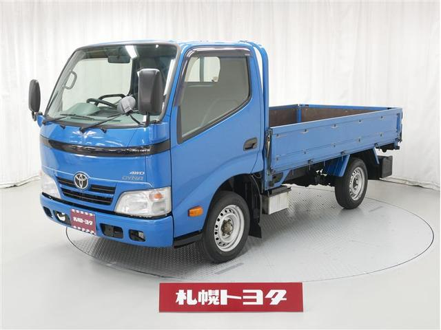 ダイナトラック シングルジャストロー 4WD AT4速 走行距離39000キロ ワンオーナー 寒冷地仕様