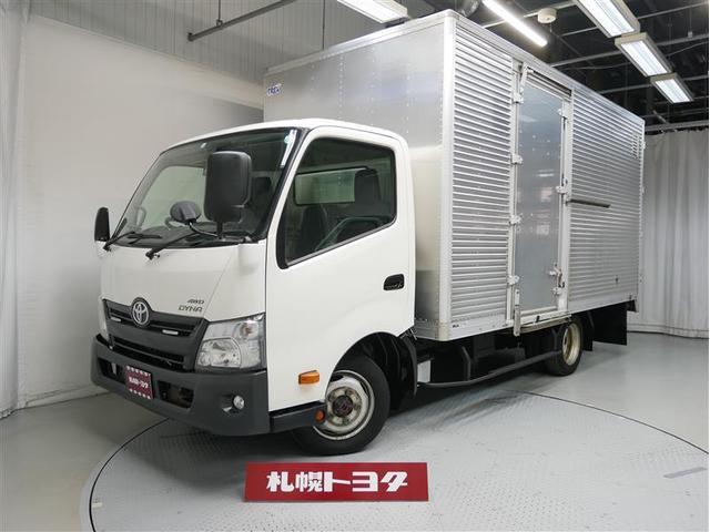 ダイナトラック  4WD 200 アルミロング バックカメラ ETC 寒冷地仕様