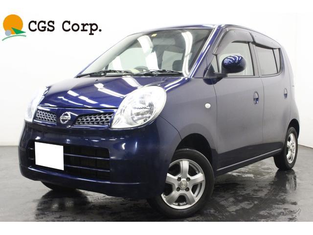 日産 モコ S FOUR 4WD シートヒーター ETC 電動格納ミラー