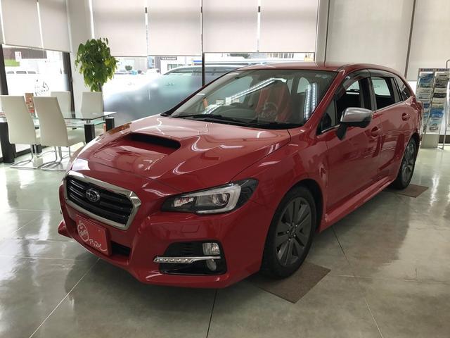 スバル 1.6GT-Sアイサイト プラウドエディション 4WD AW