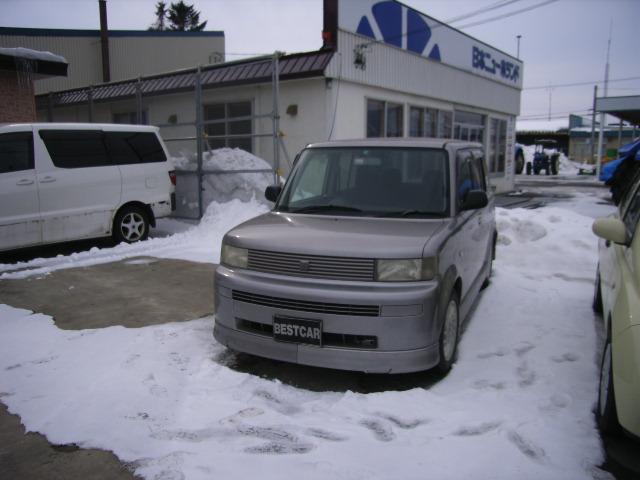 トヨタ S Xバージョン 4WD フルエアロ ベンチシート 冬タイヤ