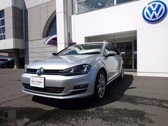VW ゴルフヴァリアントTSIハイラインブルーモーションテクノロジー