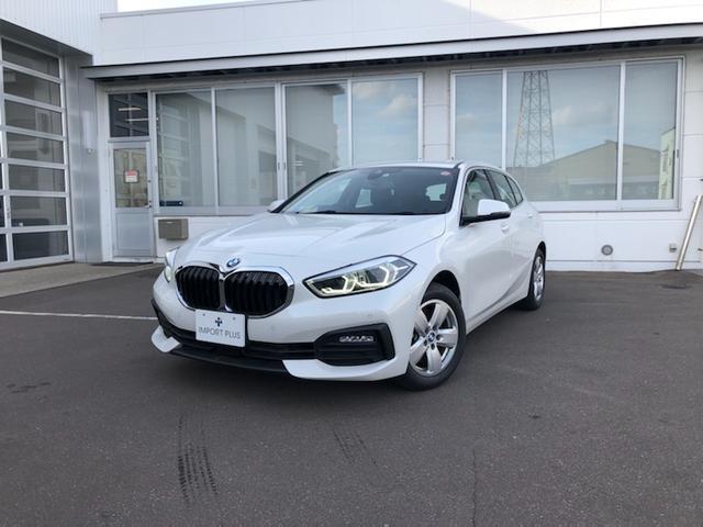 BMW 1シリーズ 118d プレイ エディションジョイ+ アイドリングストップ 衝突軽減システム 禁煙車 電動リアゲート クリアランスソナー オートライト パワーシート バックカメラ Bluetooth接続