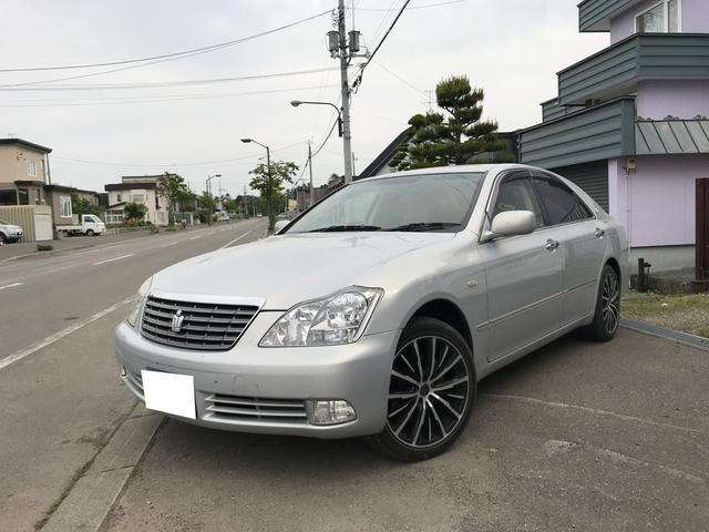 トヨタ ロイヤルサルーンi-Four 4WD ナビ TV アルミ