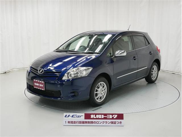 トヨタ オーリス 150X Mプラチナセレクション