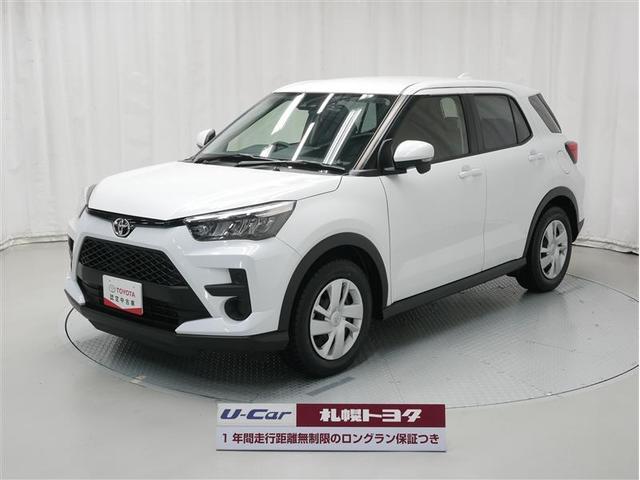 トヨタ ライズ X S/4WD