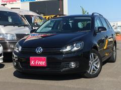 VW ゴルフヴァリアントTSI コンフォートライン またまた入庫!車検付すぐ乗れます