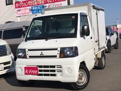 ミニキャブトラックパネルバン 4WD 中温冷凍車 エアコン MT パワステ