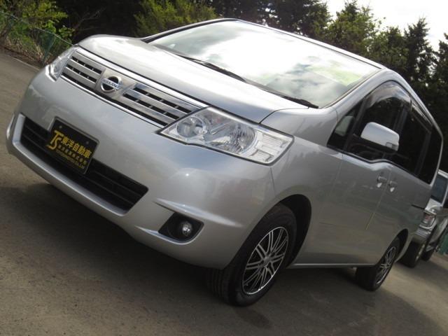 日産 20S  4WD 1年保証 新品ナビ付