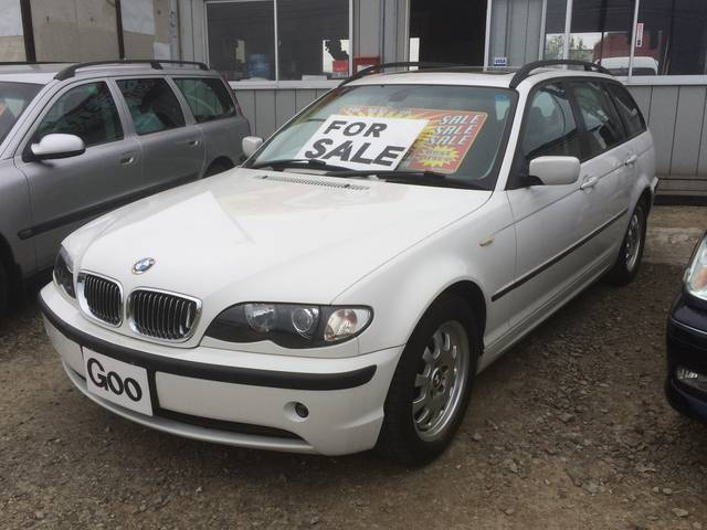 BMW 318iツーリング FR 5AT