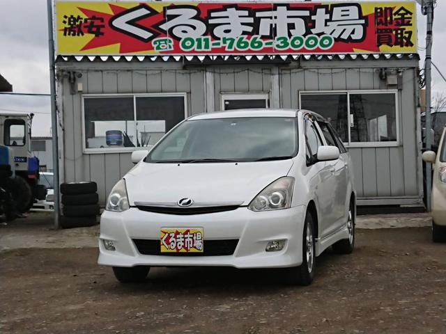 トヨタ X エアロスポーツパッケージLエディション 4WD TV