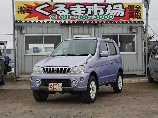 ダイハツ L 4WD AT AC