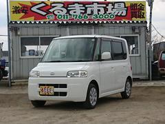 タントL 4WD エアコン CDオーディオ ABS MD ベンチ