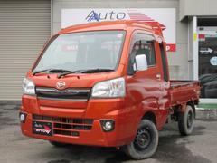 ハイゼットトラックジャンボ CD・ラジオステレオ パートタイム4WD