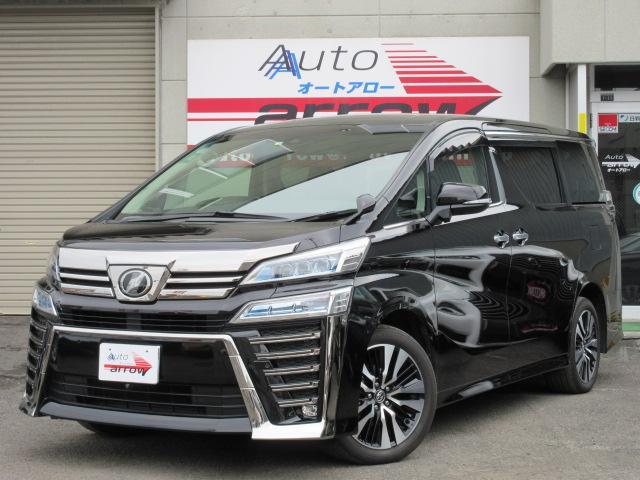 トヨタ 2.5Z Gエディション SDナビTV 後席モニター ETC