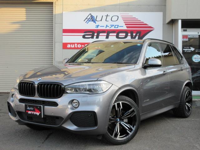 BMW X5 xDrive 35d Mスポーツ サンルーフ HDDナビDTV インテリジェントセーフティー ヘッドアップディスプレイ LEDヘッドライト ドライブレコーダー ETC