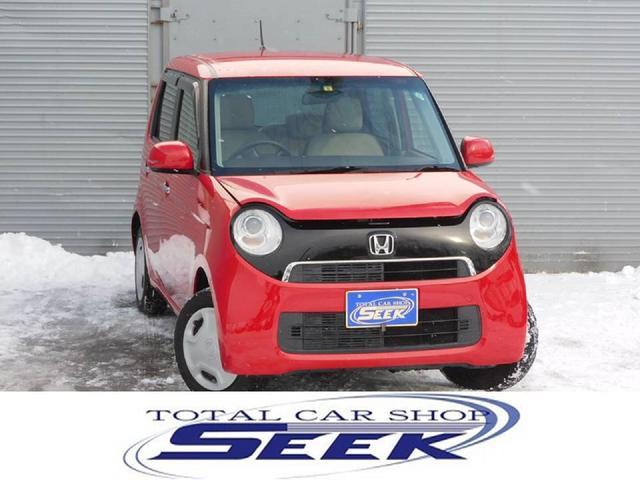 ホンダ N-ONE G・Lパッケージ 4WD 横滑り防止機能 ベンチシート 寒冷地仕様 バックカメラ タイミングチェーン式エンジン