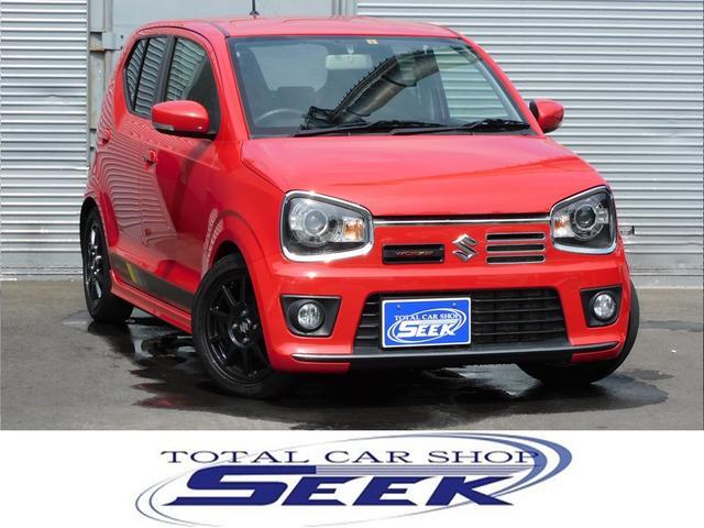 スズキ アルトワークス ベースグレード 4WD新品マフラー新品ダウンサス5速マニュアル