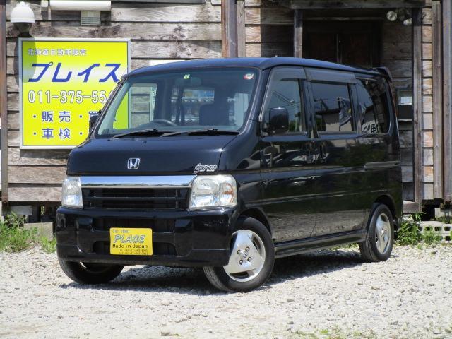 ホンダ ターボ 4WD