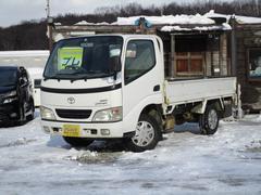 ダイナトラックロングフルジャストロー 4WD 5MT