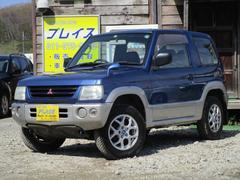 パジェロミニX 4WD