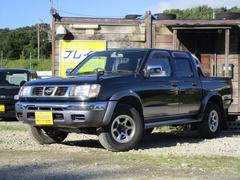 ダットサンピックアップダブルキャブ AX−G ディーゼル 4WD 1ナンバー