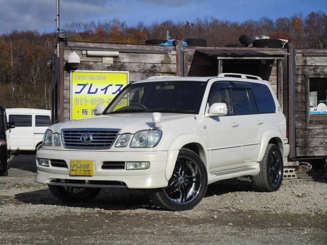 トヨタ VXリミテッド Gセレクション シグナス仕様 1ナンバー