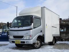 ダイナトラック積載1.5トン 箱車 オートマ 4WD