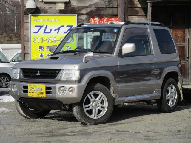 三菱 V 4WDターボ ナビ Egスターター ETC