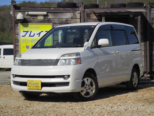 トヨタ トランス-X 4WD 純正ナビ Bカメラ 5人乗り