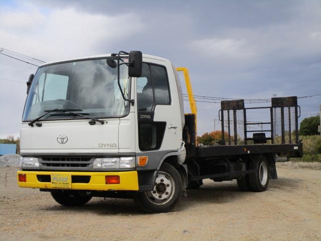 トヨタ  搬送車 積載車 積載3.25トン ウィンチ