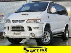 デリカスペースギアシャモニー 4WD 1ナンバー登録