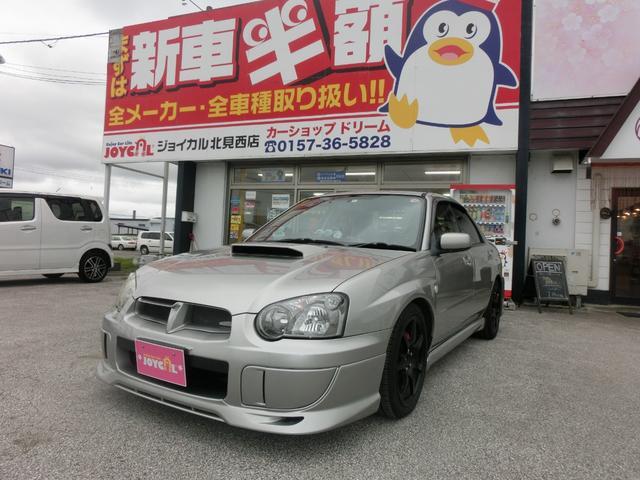 スバル WRX 4WD5MT