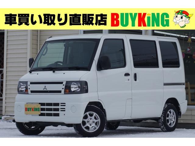 三菱 CD 4WD 社外キーレス 社外HID