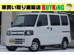 ミニキャブバンCD 4WD 社外キーレス 社外HID