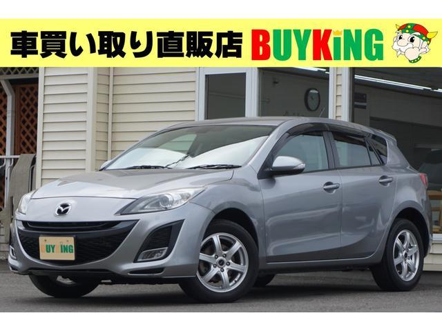マツダ 20E 4WD 純正スターター 夏冬タイヤ AUX CD