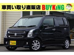 ワゴンRスティングレーハイブリッドX 4WD 純正ナビ ワンセグTV スターター