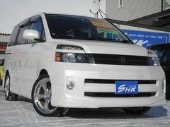 ヴォクシーZ 4WD 両側パワースライドドア HID ETC