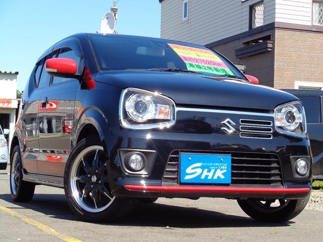 スズキ ベースグレード 4WD Pスタート HID シートヒーター