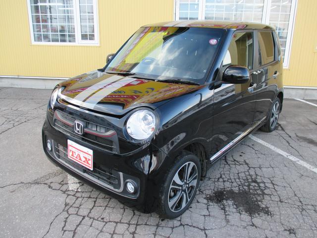 ホンダ プレミアム ツアラー・Lパッケージ 4WD 社外ナビ