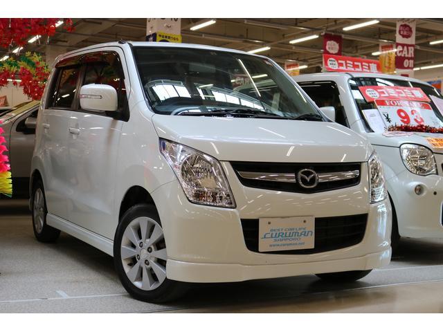 マツダ XSスペシャル 4WD ワンオーナー車 スマートキー AW