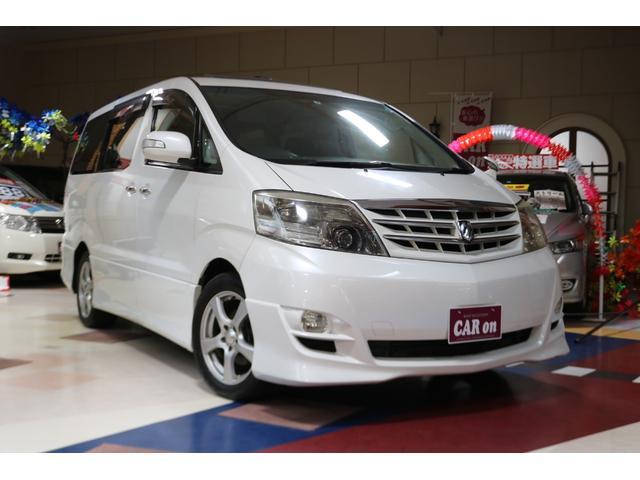 トヨタ AS プラチナセレクションII 4WD Wムーンルーフ