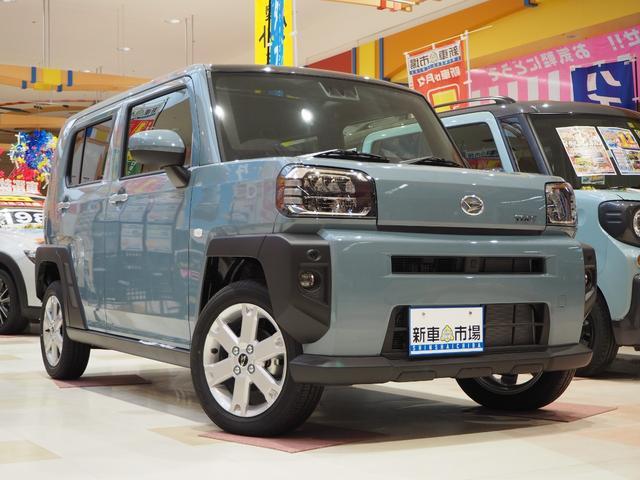 ダイハツ G 4WD スマートアシスト 純正メモリーナビ 地デジTV バックモニター スカイフィールトップ 登録済未使用車
