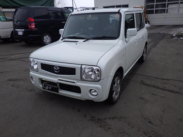 マツダ ターボ 4WD