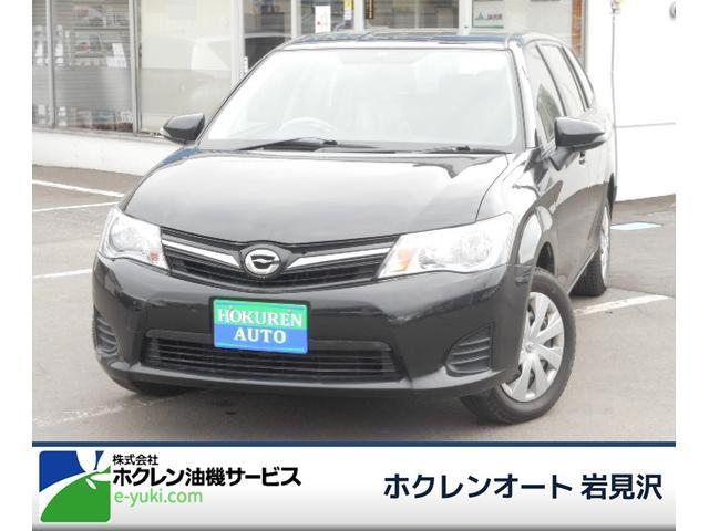 トヨタ 1.5X 4WD メモリーナビ 寒冷地仕様 レンタUP