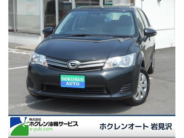 トヨタ 1.5X 4WD ナビ サイドエアバック レンタUP