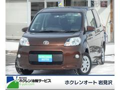 ポルテX 4WD 純正ナビ バックカメラ TV ETC