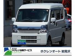 エブリイジョイン 4WD 社外ナビ TV バックカメラ リヤヒーター